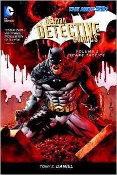 dc batman detective comics - the new 52 - scare tactics - 2