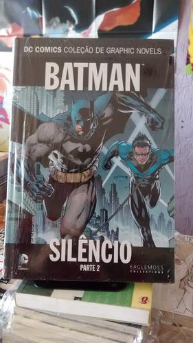 dc coleção batman silêncio e superman o último filho