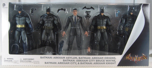 dc collectibles batman arkham