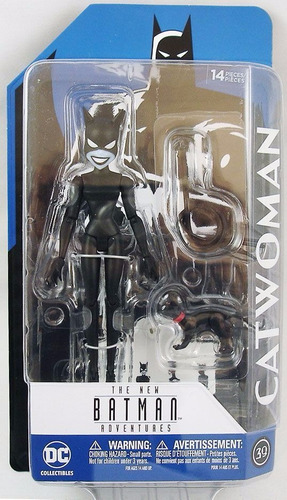 dc collectibles - batman new adventures - catwoman knowhere