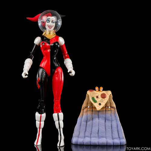 dc collectibles designer series spacesuit harley quinn