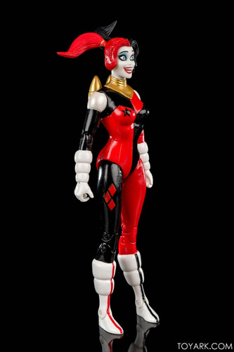 dc collectibles designer series spacesuit harley quinn