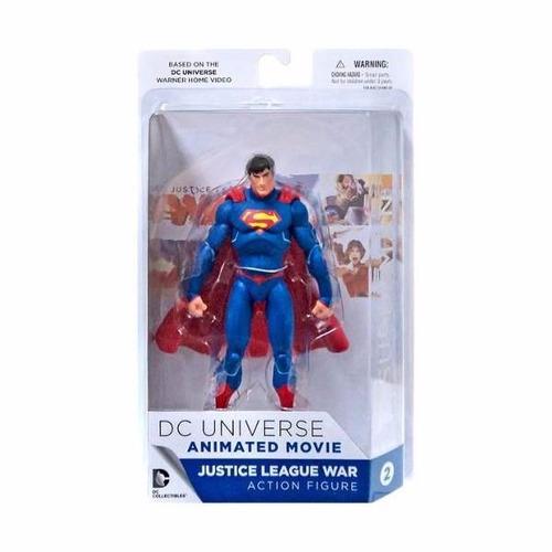 dc collectibles superman league war pronta entrega