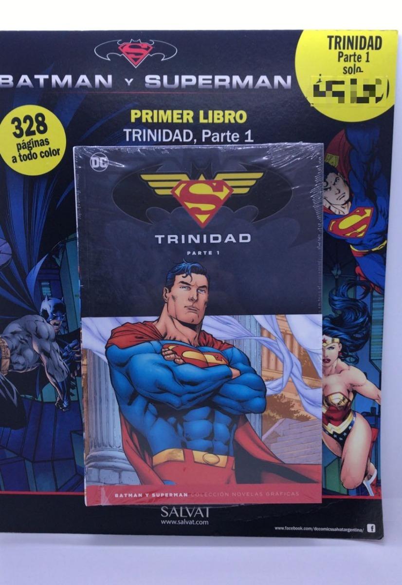 Dc Comic Batman Y Superman Salvat - Trinidad Part. 1 - $ 595,00 en ...