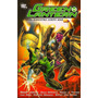 Dc Comics War Of The Green Lantern Español