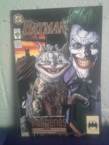 dc comics batman guazon imágenes tomo unico español