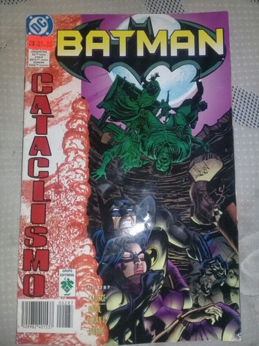 dc cómics batman legado parte 1