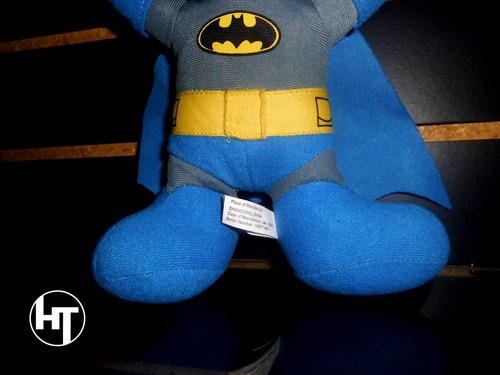 dc comics, batman, superfriends, peluche, tel. 35846340