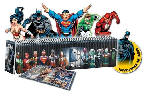 dc cómics colección novelas graficas