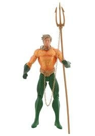 dc comics essentials justice league aquaman