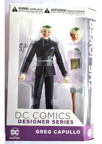 dc comics greg capullo joker designer series the joker no 13