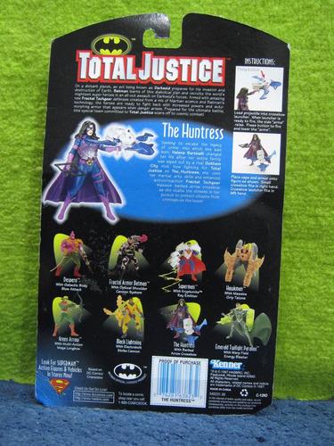 dc comics - huntress