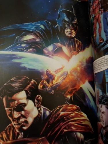 dc comics injustice año 1 tomo 2 latino historia completa