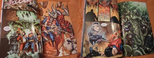 dc comics injustice año 3 tomo 2 latino historia completa