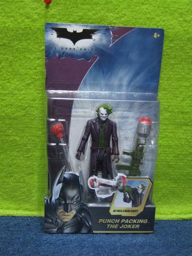 dc comics - joker punch packing de batman the dark knight