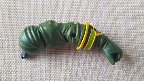 dc comics -kalibak brazo izq. 2009 - dc universe - superman