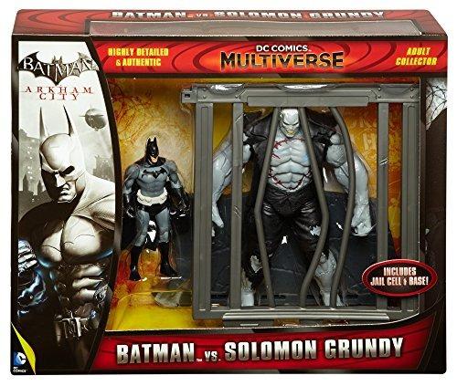 dc comics multiverse 4-pulgadas year one skin batman y