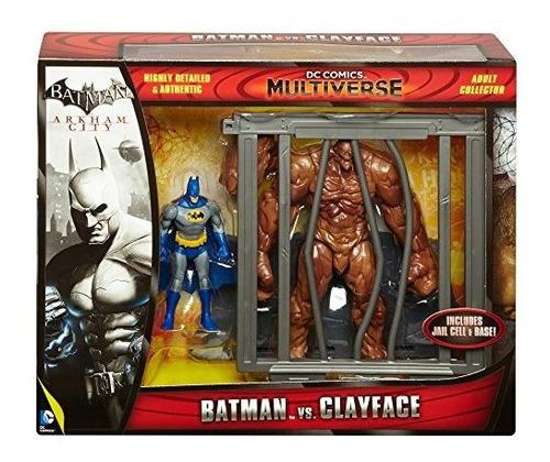 dc comics multiverse 4inch classic comic skin batman y clayf