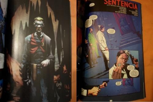 dc comics new52 batman death of the family tomo 3