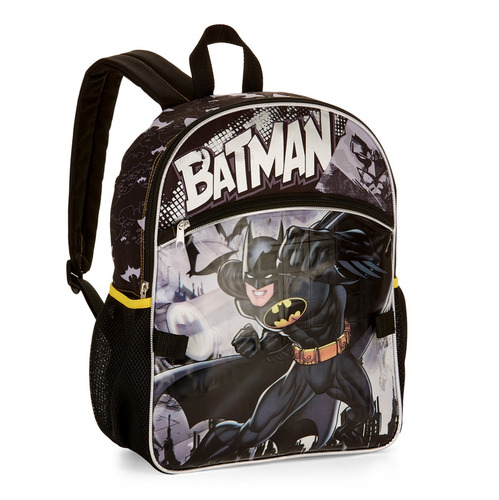 dc comics - pack de 5 products escolares de batman mochila