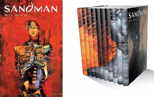 dc comics - sandman 1 al 10 - español
