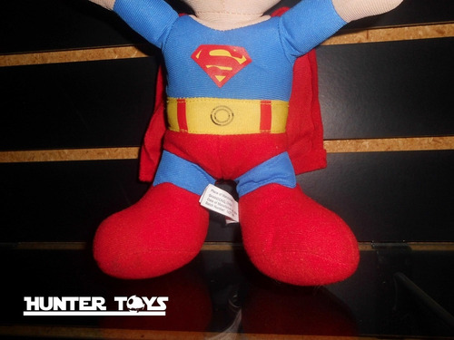 dc comics, superman, superfriends, peluche, tel. 35846340