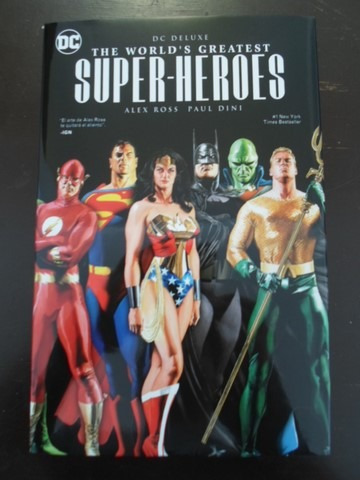 dc comics the worlds greatest super heroes latino cubrepolvo
