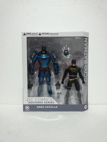 dc direct batman beyond del futuro universe classics comic