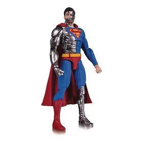 Dc Essentials Superman  Cyborg