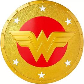 Dc Girls Escudo De Batalha Mulher Maravilha Mattel Comics