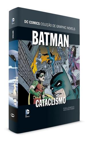 dc graphic novel especial - cataclismo - edição 01