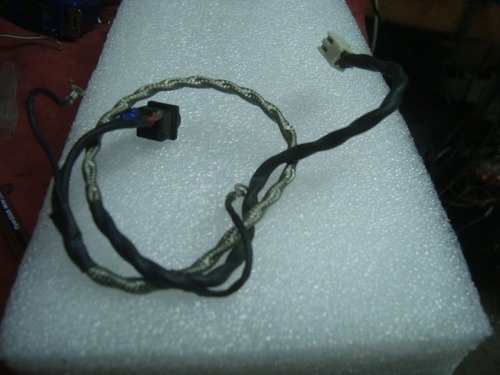 dc jack alimentacion sony dos cables y blindaje; universal