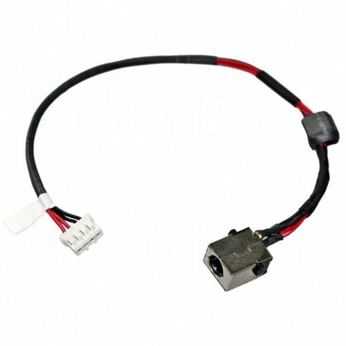dc jack conector fonte acer aspire 5250 5252 5253 5733 5733z