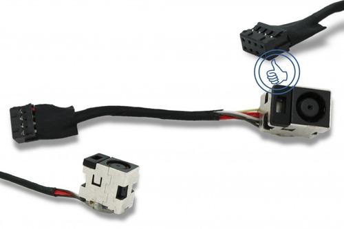 dc jack hp g4-2000 cq45 676708-sd1