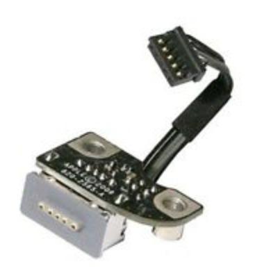 dc jack power macbook a1278 - 820-2565-a 2009-10,11,12