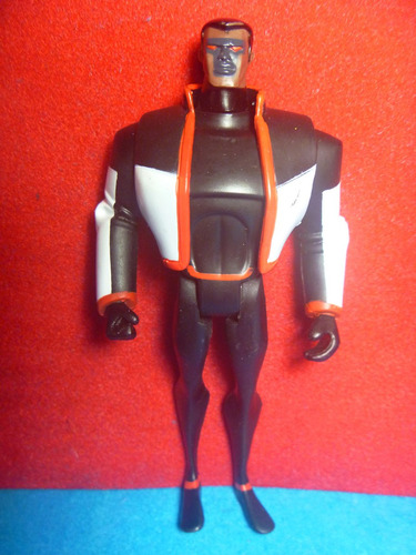 dc jlu liga de la justicia unlimited mr terrific
