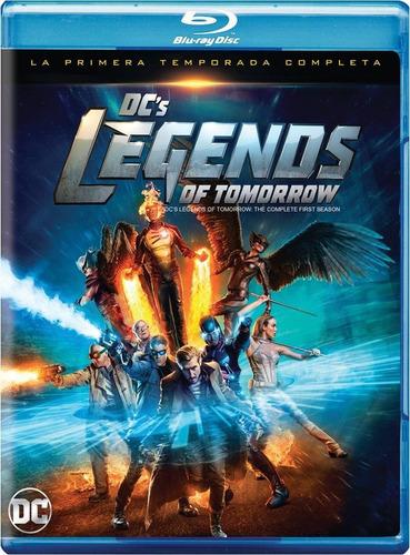 dc leyendas del mañana temporada 1 uno serie en blu-ray