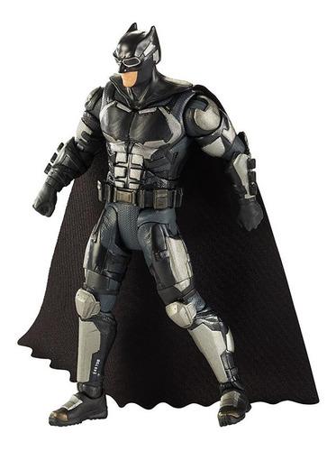 dc multiverse justice league batman mattel robot negro