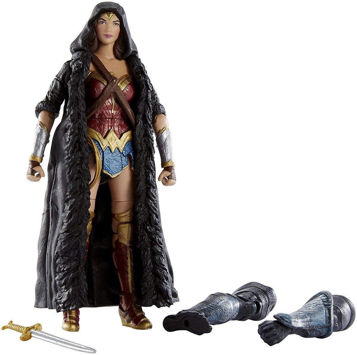 Cargando zoom.  sc 1 st  Mercado Libre México & Dc Multiverse Wonder Woman Capa Mujer Maravilla Ares 2017 - $ 599.00 ...