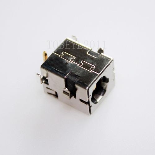 dc power jack para asus k53s, x54c, a53e, a52f...