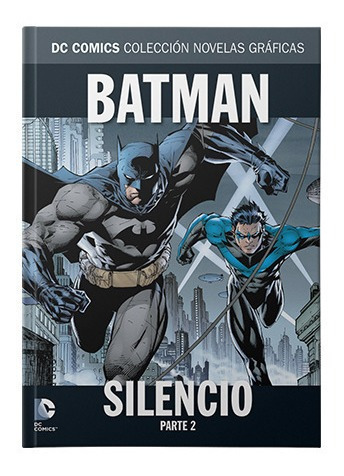dc salvat vol.02 - batman: silencio parte 2