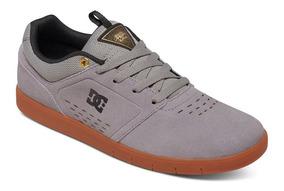 46af176815 Dc Shoes Cole Signature Suela Liga Skate Gris Hombre Tenis