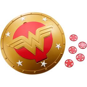 Dc Super Héroe De Las Muchachas De La Mujer Maravilla Escudo