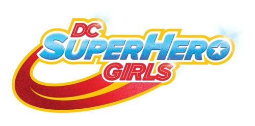 dc superhero girls muñeca batichica figura héroe dmm23