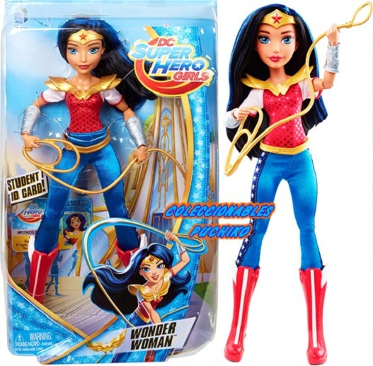 Dc Superhero Girls Wonder Woman Mattel Super Hero Maravilla