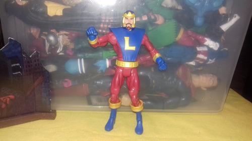 dc universe classic battle fr earth 3 alexander luthor
