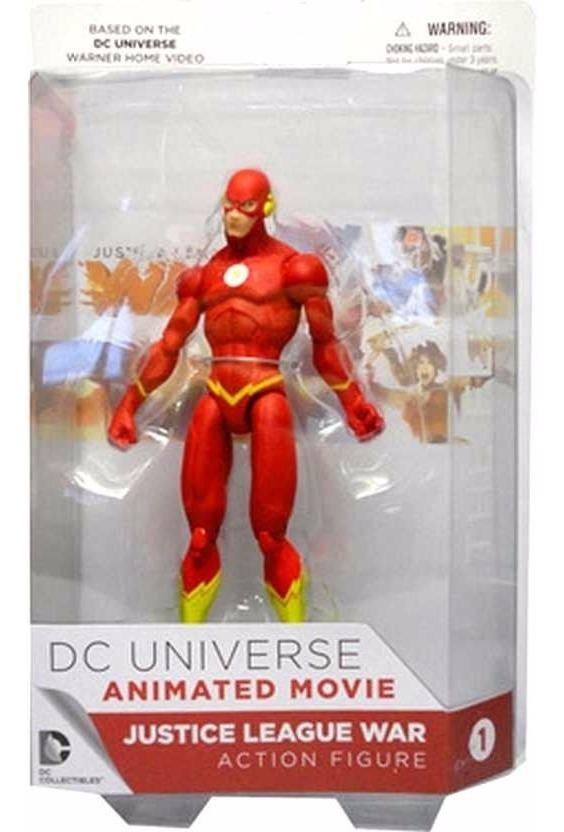DC Collectibles Justice League War Flash Action Figure