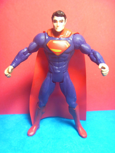 dc universe superman man of steel