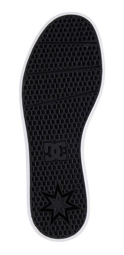 dc zapatillas lifestyle mujer trase platform tx blanco fkr