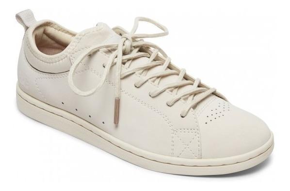 c902c8453ba3 Dc Zapatillas Mujer Magnolia Se (cre ) Blanco